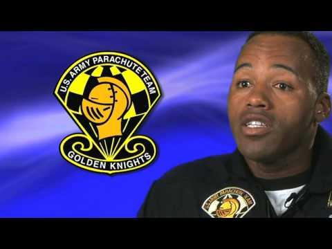 Meet The Team Golden Knight Michael Elliott