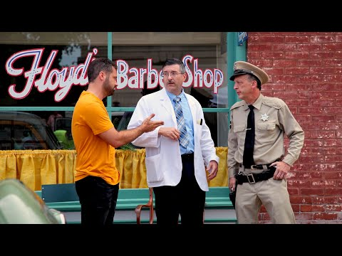 MAYBERRY MAN Official Trailer (2021)