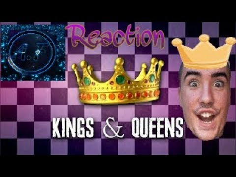 DAGames Original Song (Kings & Queens) Reaction: I'M THE KING OF THE WORLD!!