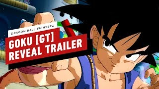Dragon Ball FighterZ - Goku [GT] Gameplay Reveal Trailer