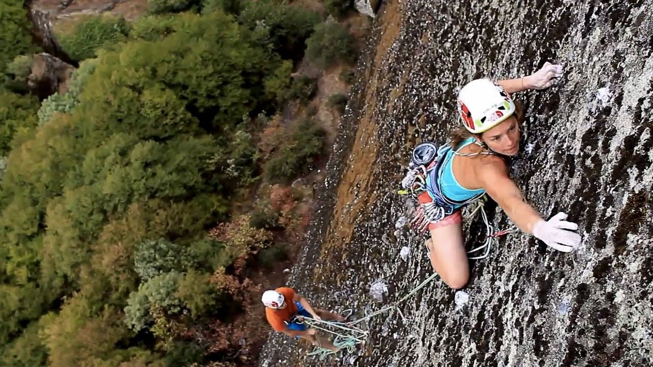 Climbing in Mythical Meteora w/ James Pearson and Caroline Ciavaldini | Turkey And Trimmings, Ep. 1
