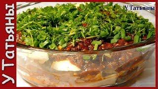 СМАЧНАЯ СЕЛЬДЬ в томатном соусе со специями рецепт.