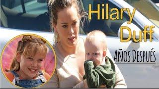 ¿Qué fue de Hilary Duff?//Lizzie McGuire