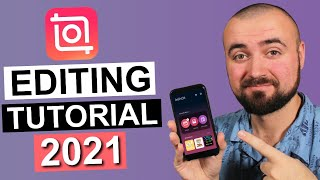 InShot Tutorial (2021) How To Edit a Video on iPhone and Android screenshot 3