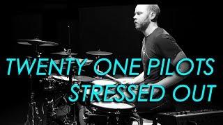 Twenty One Pilots Stressed Out Tropolis V Drum Cover