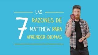 Baixar Las 7 razones de Matthew para aprender idiomas | Las voces de Babbel