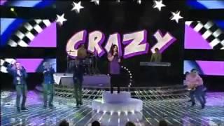The X Factor Australia 2012 - Shiane Hawke - Crazy - Live Show 1