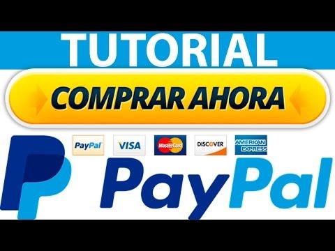 Paypal Cómo Comprar con Paypal 2017 - Como Usar Paypal 2017 | Alexander Villegas