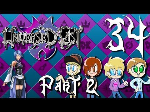 Unversed Cast: Episode 34- Portable KH Extravaganza! (Birth By Sleep)