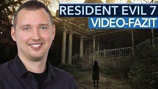 Resident Evil 7 (fast) perfekt? - Test-Fazit nach dem Durchspielen