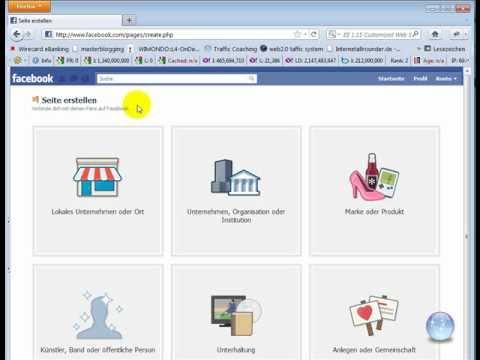 Facebook Fanpage Erstellen - Ganz Einfach Schritt Für Schritt