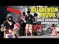 PRANK Gembel Beli Bensin bayar pake BENDERA     Spesial Dirgahayu Indonesia Ke 73