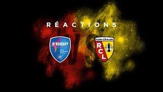 Les réactions après Bourg Peronnas - Lens