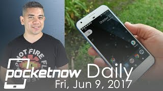 Google Pixel XL2 display changes, Galaxy Note 8 weird render & more - Pocketnow Daily