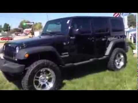 Leavenworth, KS 2015 Custom Jeep Wrangler For Sale | Kansas City 2014 Jeep  Wrangler RUBICON Dealer