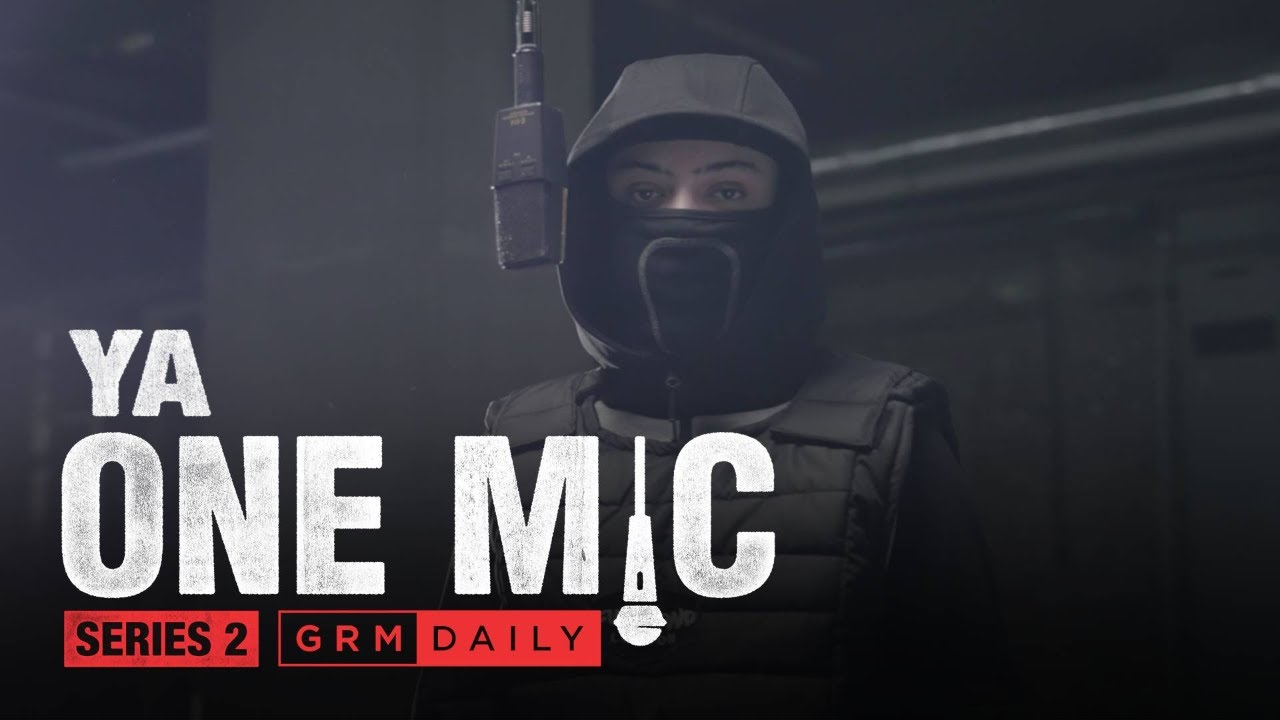 Download (NR) YA - One Mic Freestyle | GRM Daily
