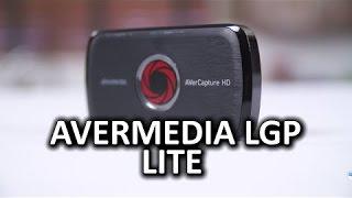 Avermedia LGP Lite - Game Capture Set Up For Xbox One