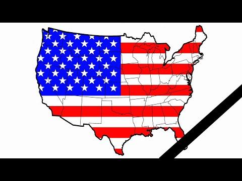 Андрей Школьников. Когда влиянию США придёт конец? Прогноз будущего для США: гражданская война в США