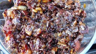 "Folge 31  ""four Roses"" Bourbon Bacon Jam !!!!!"