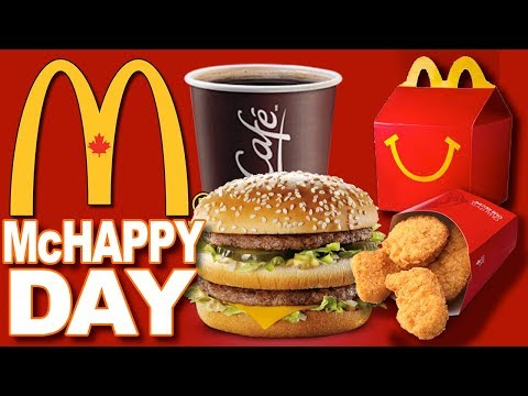 McDonald's McHappy Day LiveStream