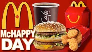 McDonald's McHappy Day LiveStream