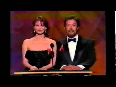 Tim Curry & Leslie Ann Warren - 16th Annual Cable ACE Awards - 1995
