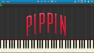 Corner Of The Sky Piano Tutorial Synthesia From Pippin.