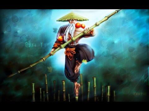 видео: smite Гайд по игре  guan yu