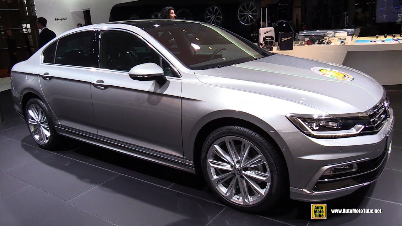 2015 volkswagen passat tsi r line exterior interior walkaround 2015 geneva motor show youtube. Black Bedroom Furniture Sets. Home Design Ideas