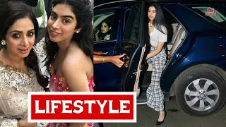 Khushi Kapoor (Sridevi daughter) lifestyle, biography and Education 2018