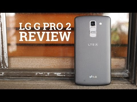 LG G Pro 2 Review!