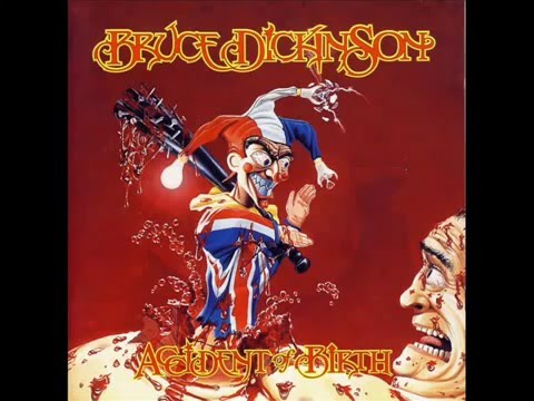 Bruce Dickinson  ( Accident of Birth - Full Album )