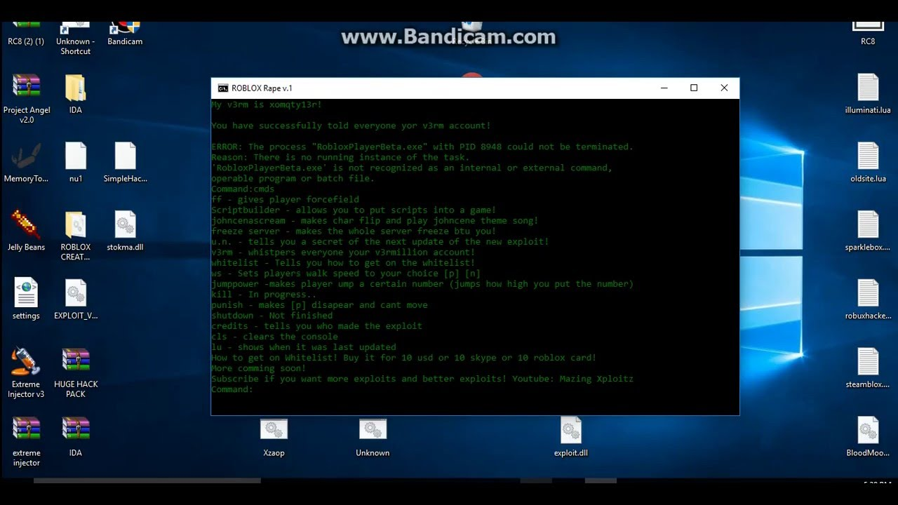 Roblox Dll Hack Injector Download - softreadprosoft