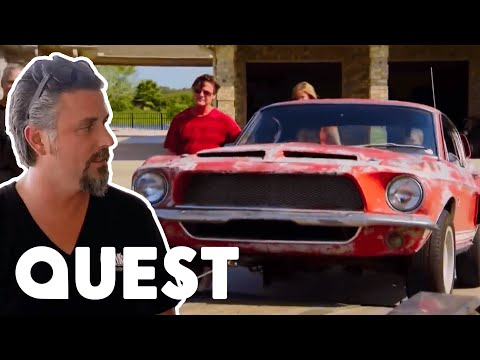 Buying A GT 350 Shelby Mustang | Fast N' Loud