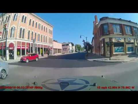 3 Road From Ithaca To Niagara Falls