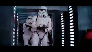Stormtrooper Hits Head(Star Wars Fail) HD