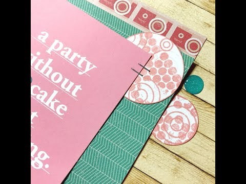 Sketch It Out Thursday-OOOO.... ( The Crafty Maven Getaway)