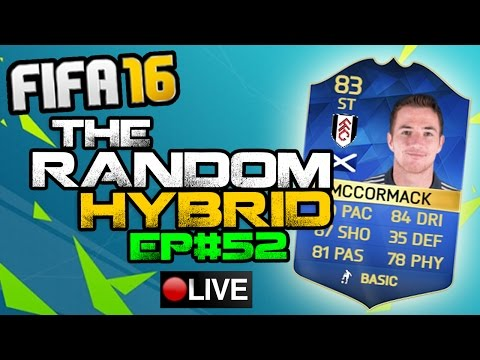 TOTS ROSS McCORMACK!! The Random Hybrid! Episode 52! OMG NLW?