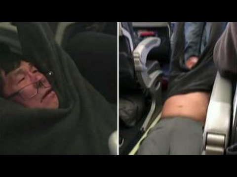 Overbooked United Airlines flight causes controversy