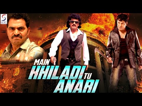 Main Khiladi Tu Anari - Dubbed Hindi...