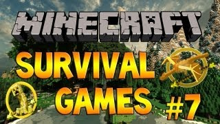 Minecraft Survival Games! #7 - BACKSTABBER!
