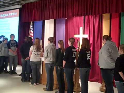 Trinity Lutheran School Verterans' Day.mp4