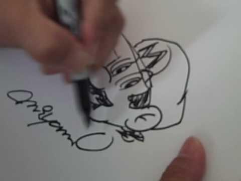 How to Draw Mario by creator Shigeru Miyamoto