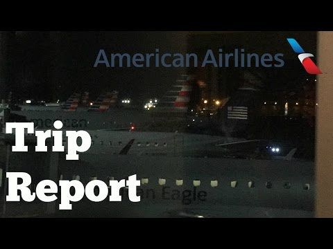 Trip Report|(a320,a319), Providence to Atlanta on American Airlines!