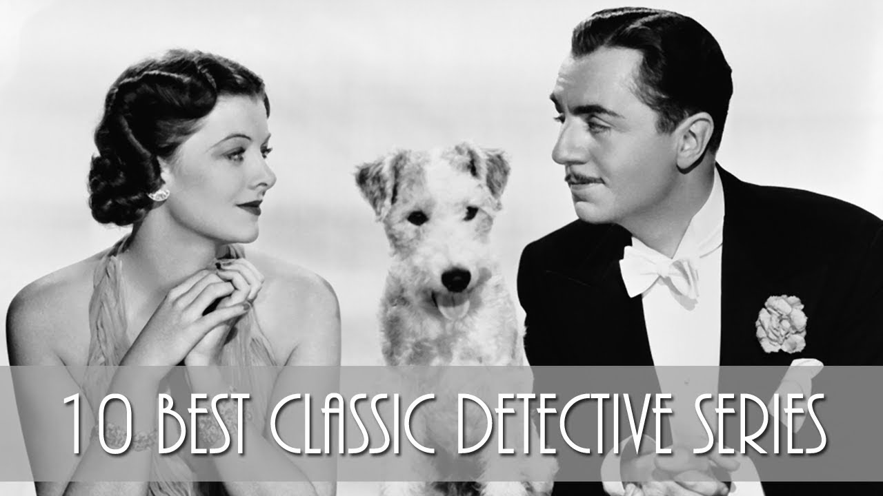10 Best Classic Detective Series - YouTube