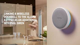 How to link a device to the keypad | Alarms | Honeywell Home