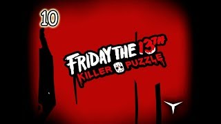 10.Se terminaron las matanzas (Friday the 13th Killer Puzzle) // Gameplay Español