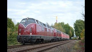 Schrott oder Rettung? - Züge vom und zum DB Stillstandsmanagement