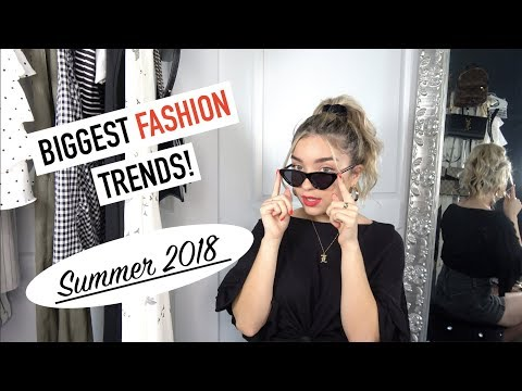 SUMMER TREND ALERT! Affordable Trends 2018  | Lauren Cristine