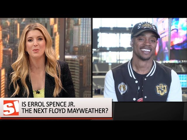 Is Errol Spence Jr. the Next Floyd Mayweather?
